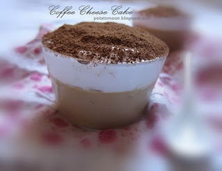 Coffee Cheese Cake
