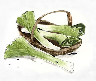 It's British Leek Season – Hurrah!