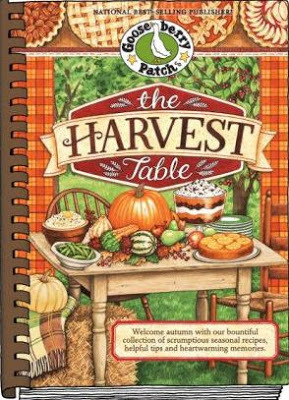 Gooseberry Patches The Harvest Table {A Goosey Review & Giveaway}