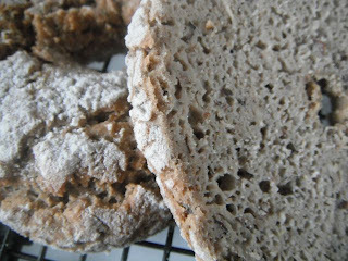 Gluten-free Granary style bagels and bread - tapioca free experiment