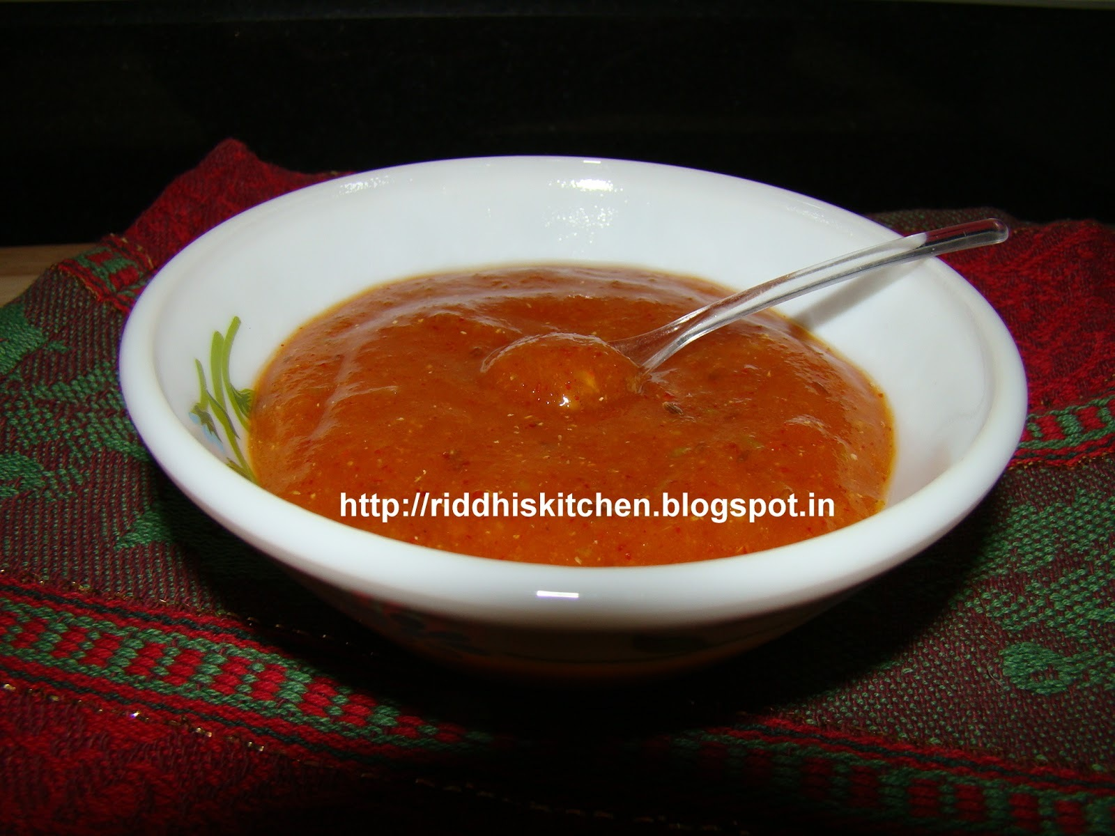 Aam Ki Chutney ( Sweet and Sour,Chatpati Chutney )