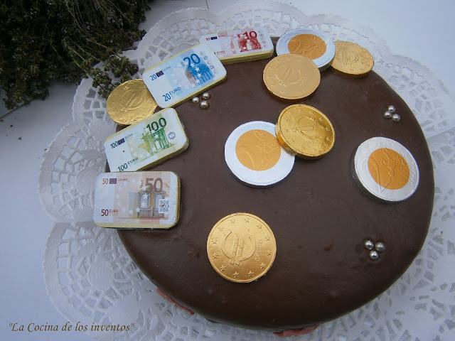 Tarta de Chocolate €