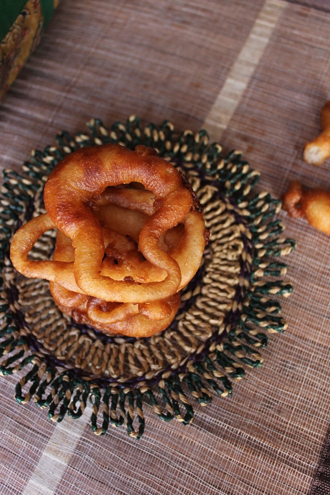 Sikkim's Selroti – Deep fried sweet rings