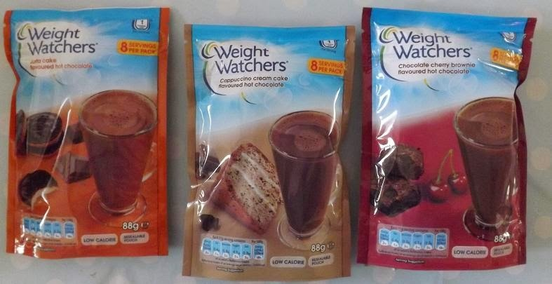 WeightWatchers Cake-inspired Hot Chocolate review