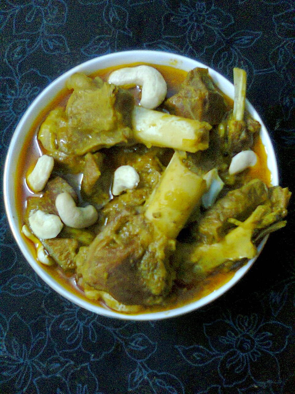 Easy Mutton Dumpukth Recipe.