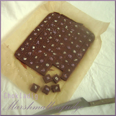 Chokladig Marshmallowfudge