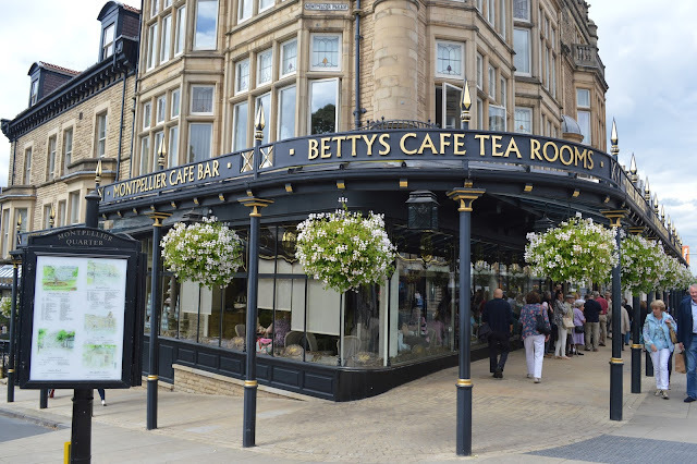 Review: Bettys Tea Rooms, Harrogate