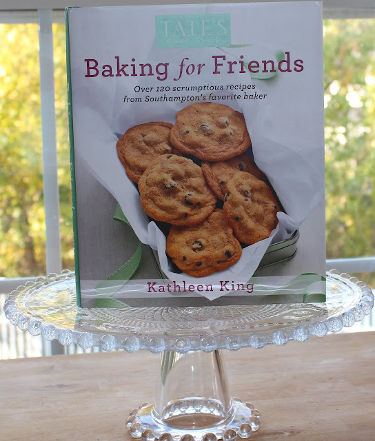 "Tate's Bake Shop ""Baking for Friends"" Cookbook, Vanilla Bean Chiffon Cake, and a Giveaway!"