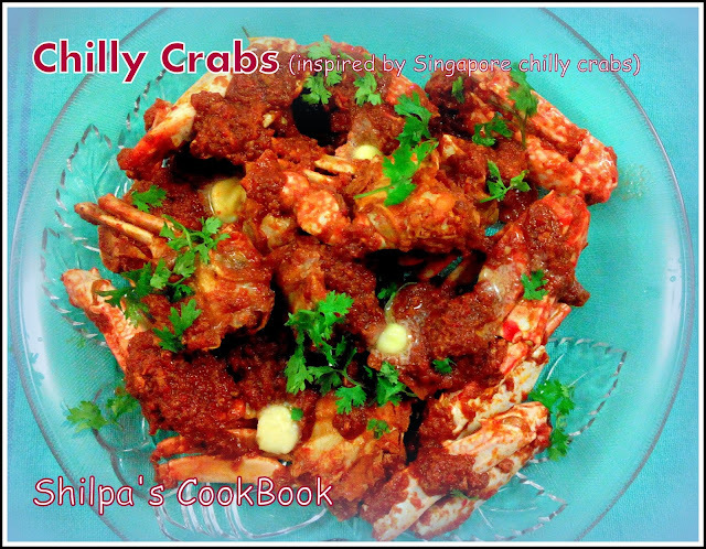 Dish #413 - Chilly Crabs