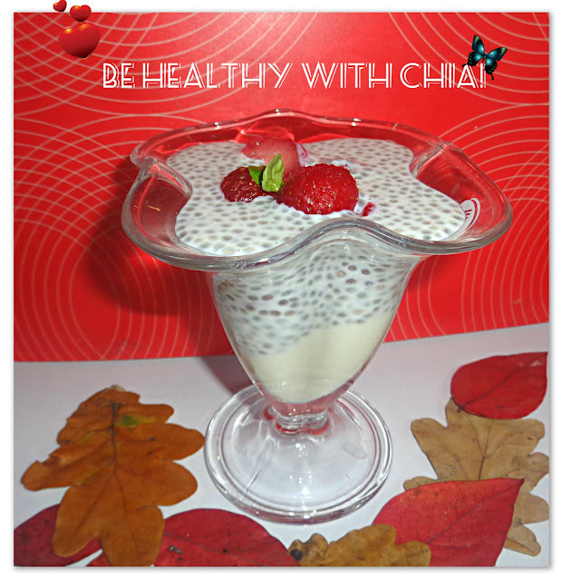 Żyj zdrowo z Chia - Be healthy with Chia!
