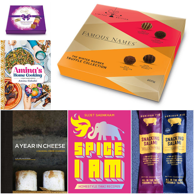 Roundup of Great Foodie Books - Chocolates and Snacks