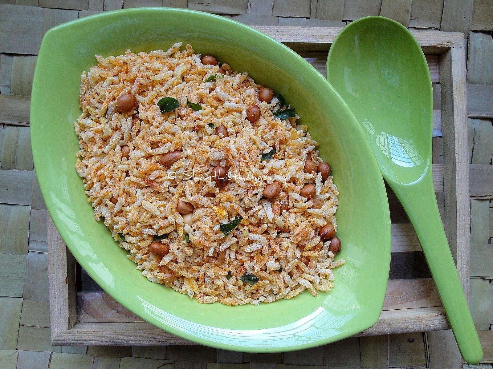 AVAL MIXTURE / POHA CHIVDA