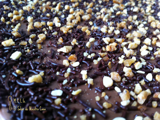 TARTA DE CHOCOLATE THERMOMIX