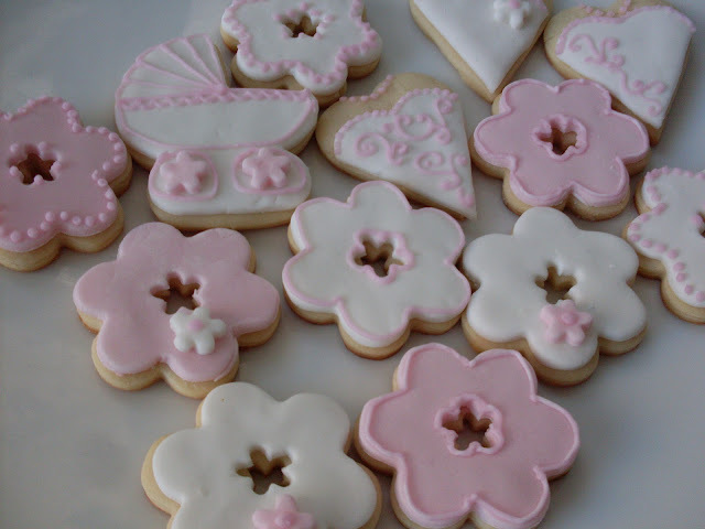 Galletas para decorar con glasa o con fondant!!!!