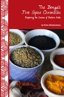Inside the Bengali 5 Spice Cookbook