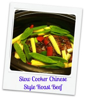 Slow Cooker Chinese Style Roast Beef