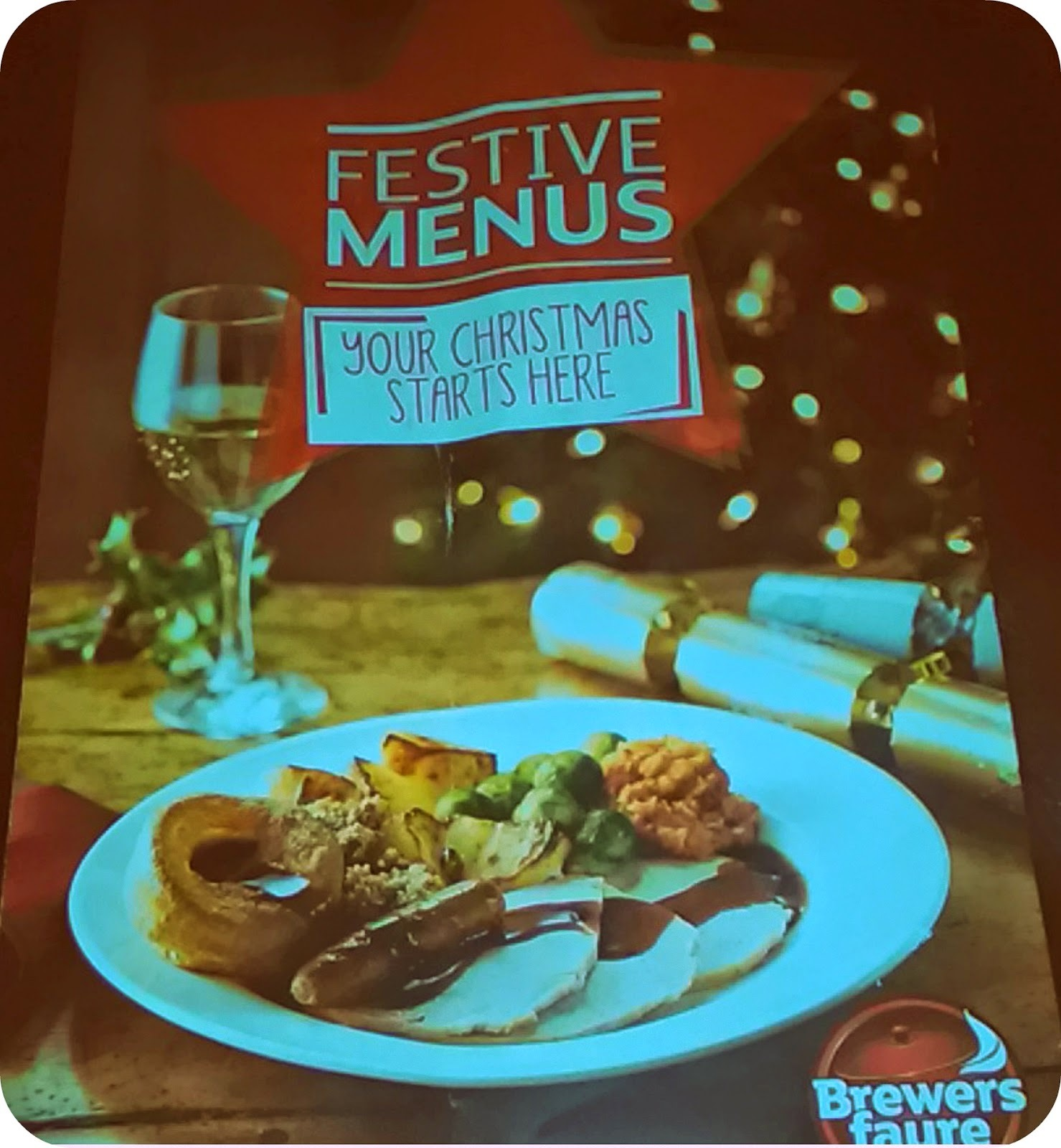 Getting Festive with Brewers Fayre