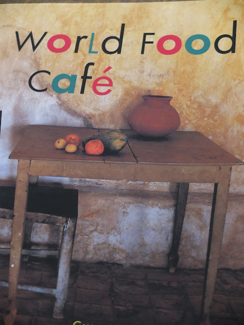 Cookbook Review: The World Food Cafe