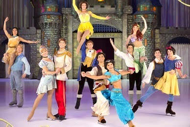100 Year of Magic - Disney on Ice Tour