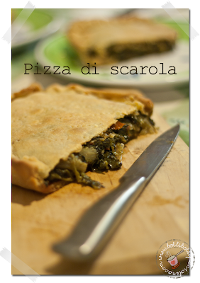Pizza di scarola