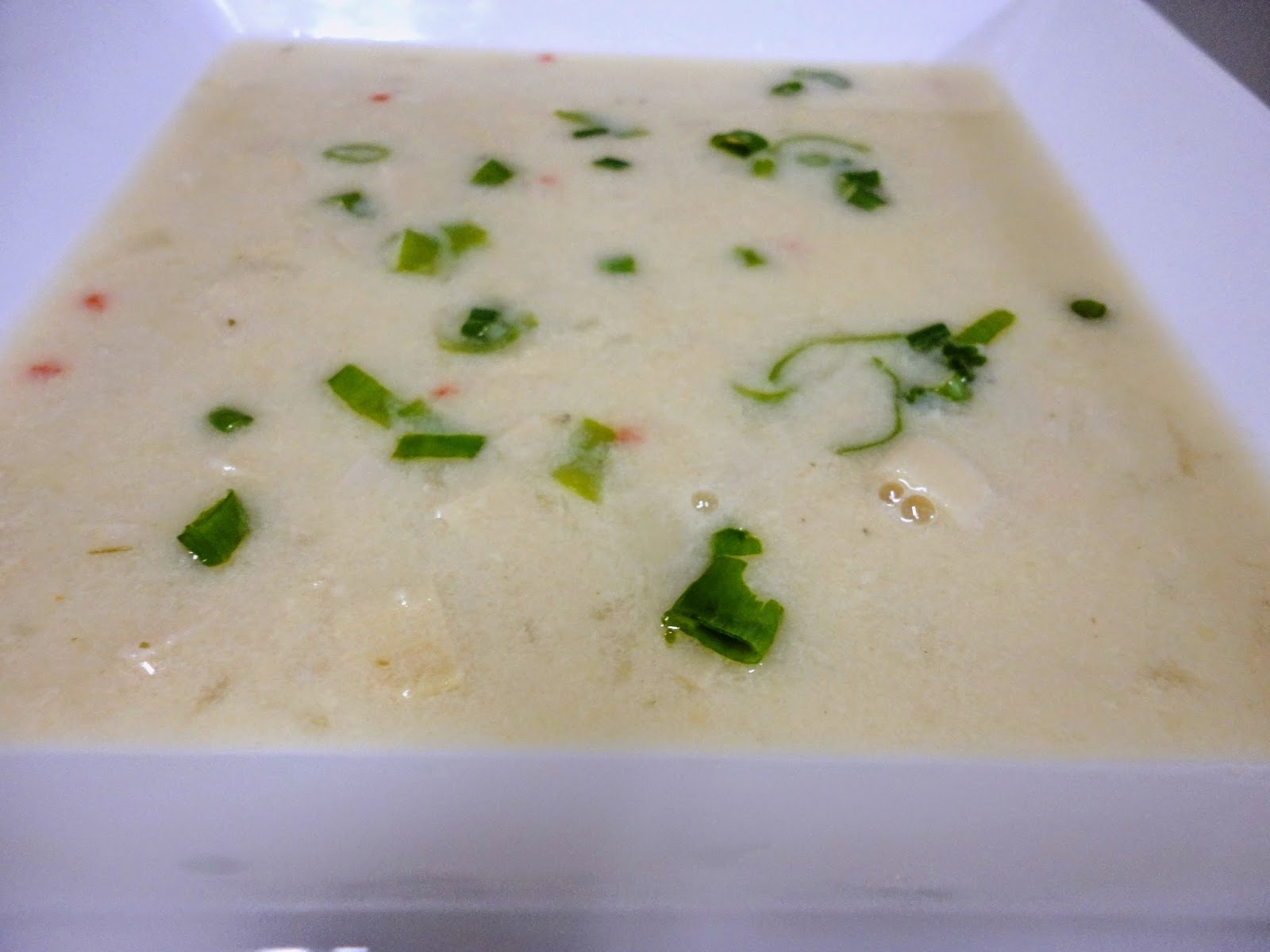 SOPA DE PALMITO LIGHT
