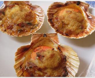 Recetas de de vieiras congeladas mytaste for Cocinar vieiras