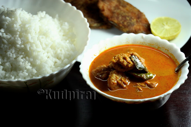 Goan Prawn Curry