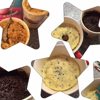 Mug Cakes: Sticky Toffee Pudding and Dr. Oetker Review