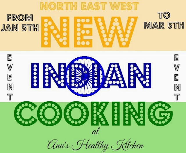 NEW INDIAN COOKING EVENT - North East West Indian Cooking - 5th Jan to 5th Mar
