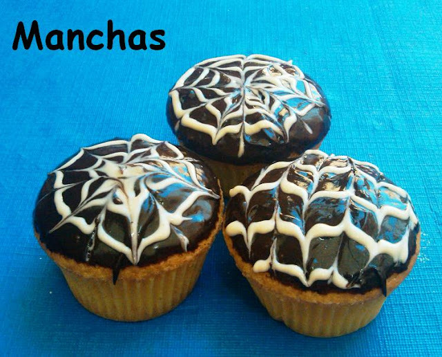 CUP CAKES DE LIMÓN...... CON MERENGUE O CHOCOLATE