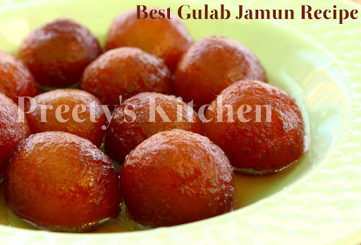 Best Gulab Jamun Recipe Ever & Tips For Perfection