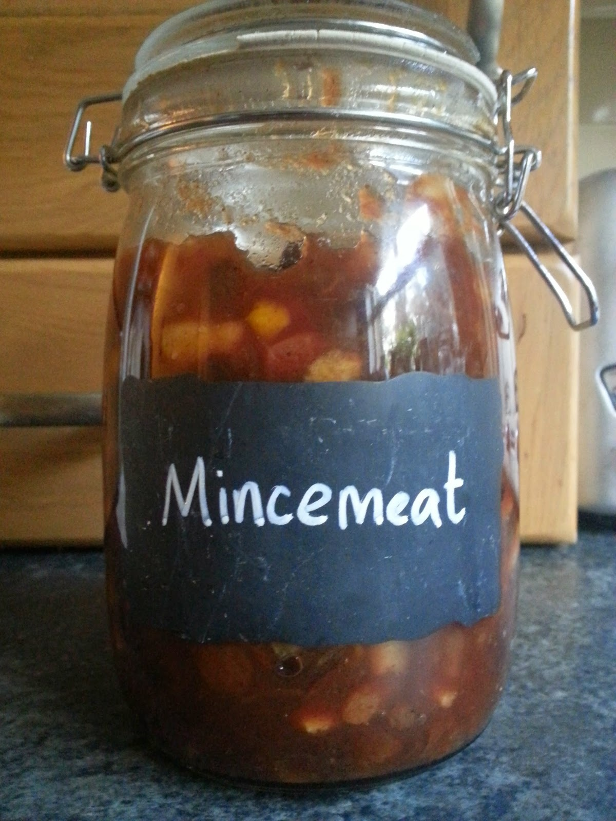 Make it Monday - Homemade Mincemeat