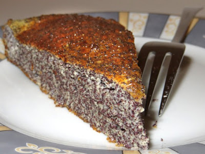 Low Carb Quark-Mohn-Kuchen