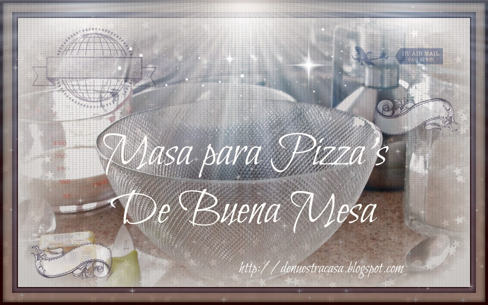 Masa de Pizza's Perfecta