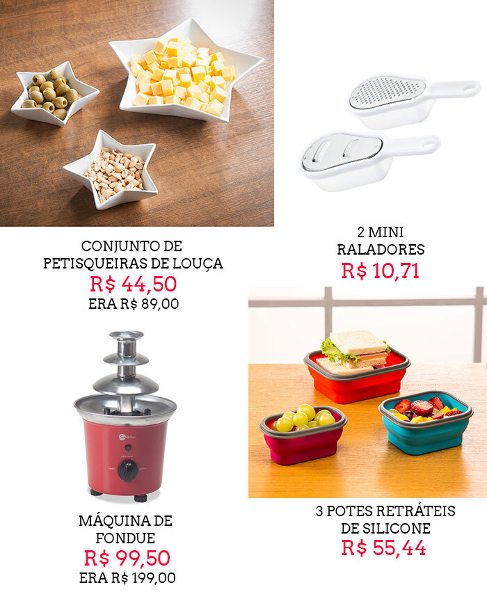 Pechinchas da semana - As primeiras ofertas do ano