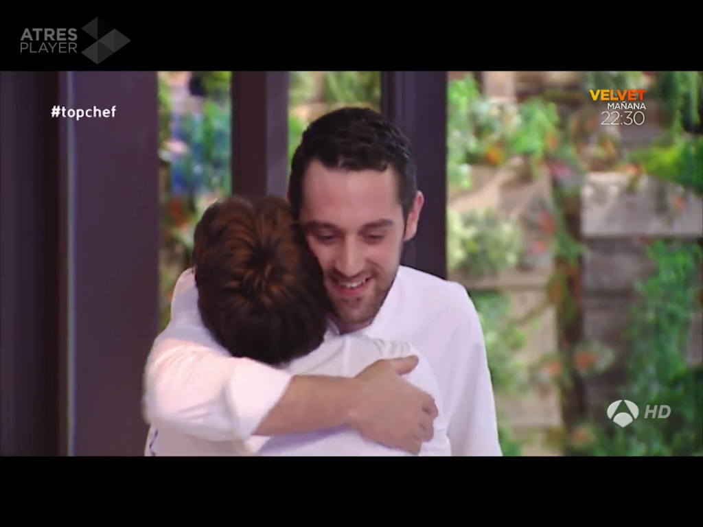 Top Chef 2.8: Adiós a mi favorito