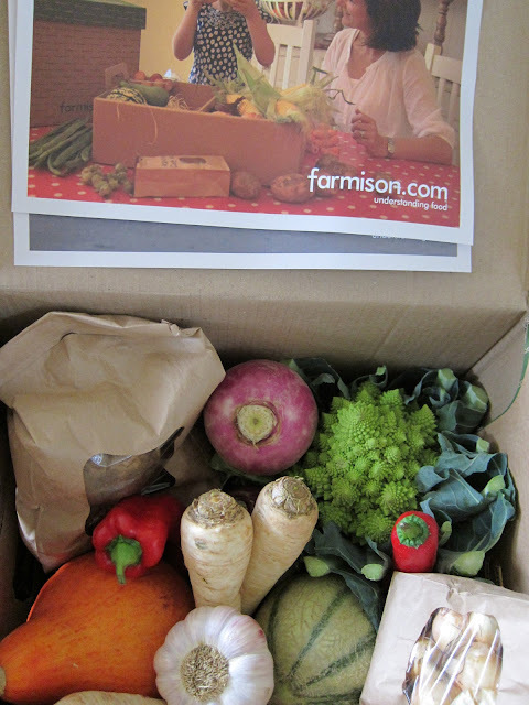 Farmison - heaven in a box - review