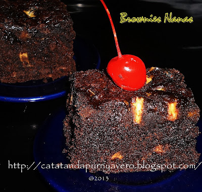 Brownies Nanas