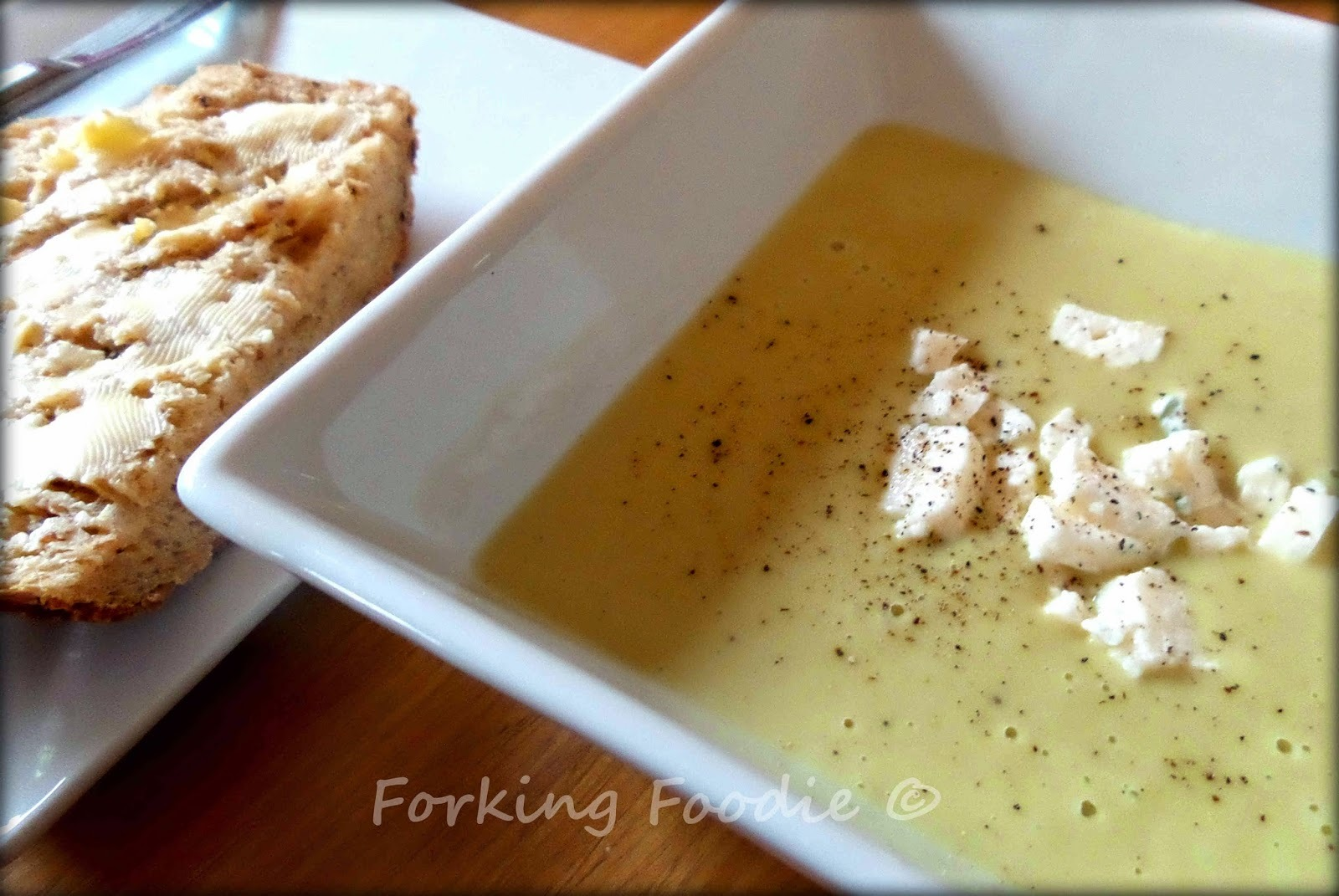 asparagus and stilton soup
