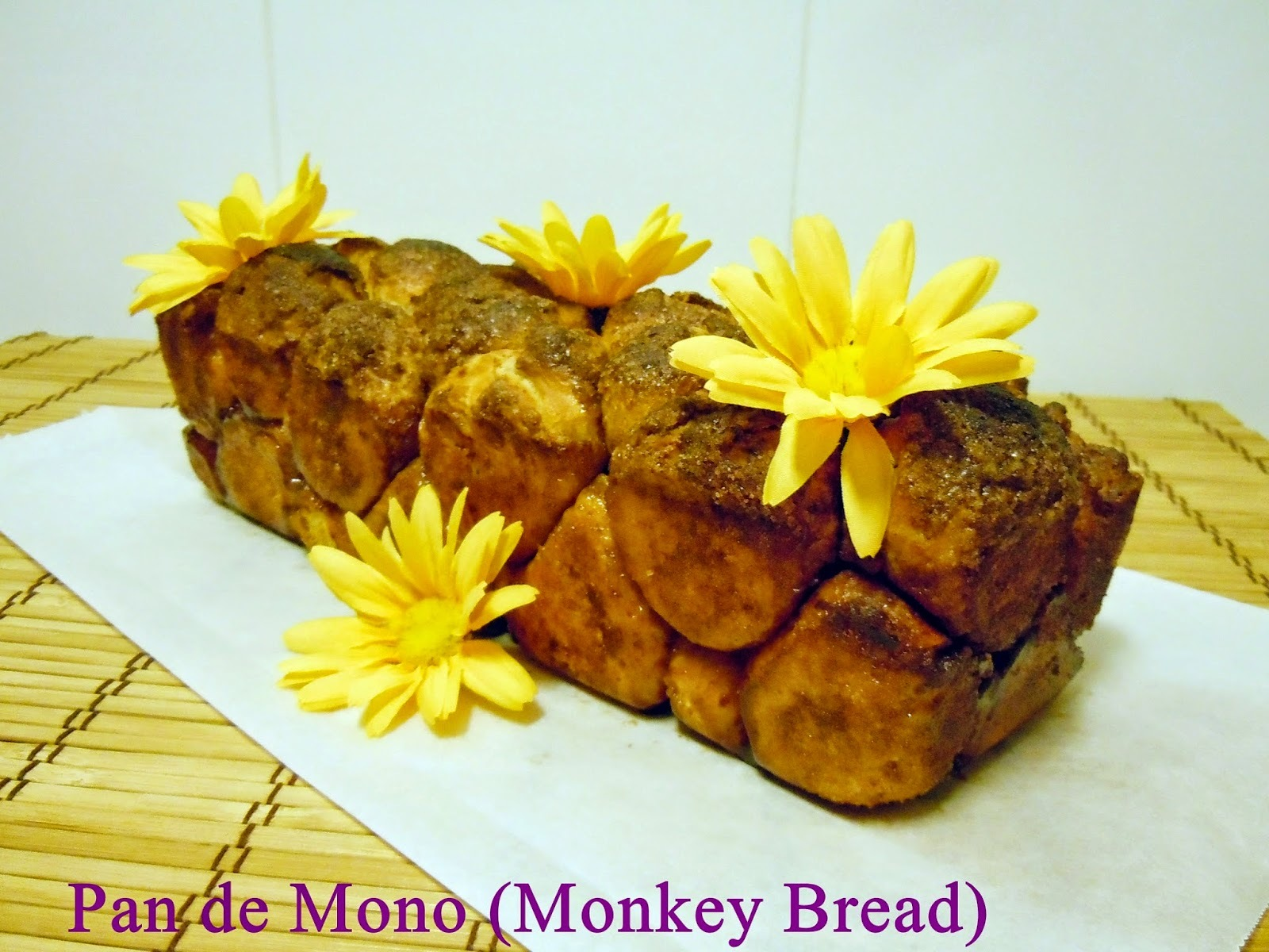 Pan de Mono (Monkey Bread)