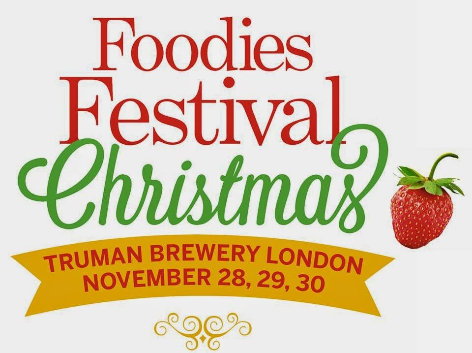 Foodies Festival Christmas - Ticket Giveaway