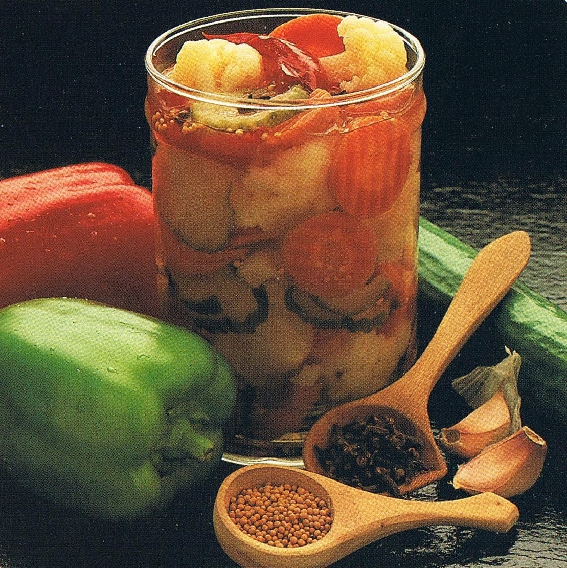 Dagens recept: Pickles