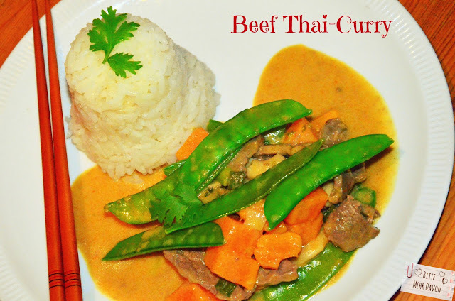 Beef Thai-Curry