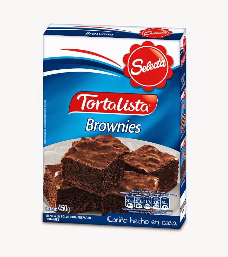 Brownies de Selecta