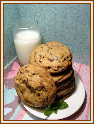 Fab Chewy Chocolate Chip Cookies