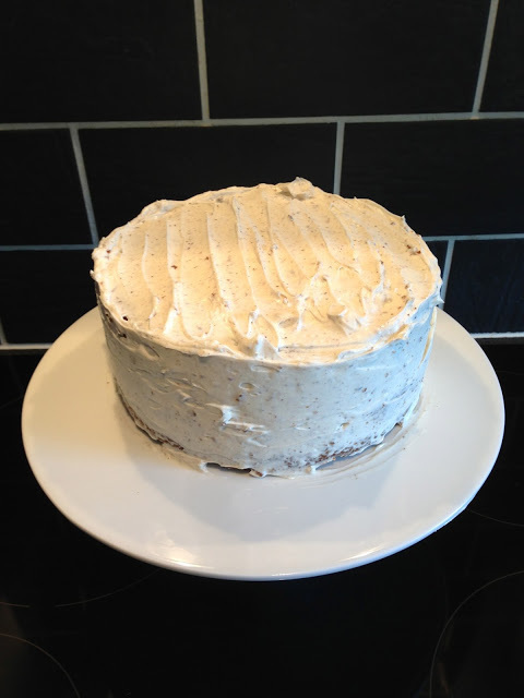 Delia's Ultimate Carrot Cake