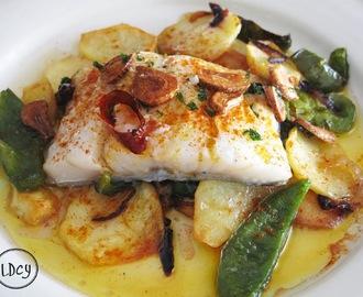 Recetas de como cocinar rodajas de bacalao mytaste for Como cocinar bacalao al horno