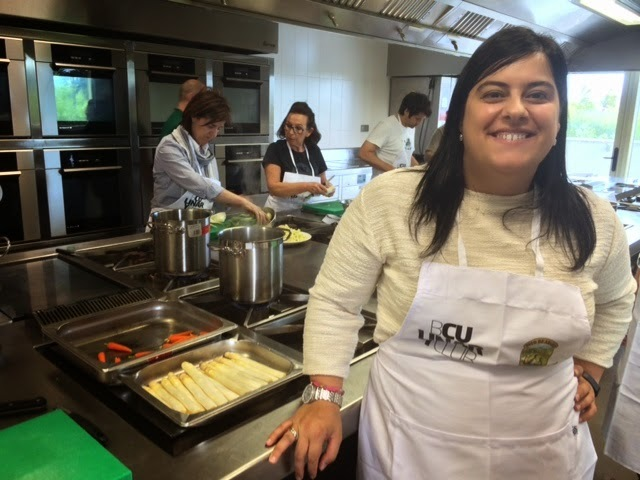 Mi experiencia en el Basque Culinary Center
