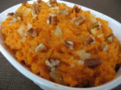 Favorite Vegan Thanksgiving Recipes - Sweet Potato Casserole, Creamy Mashed Potatoes, Cornbread Stuffing, Brussels Sprouts, Green Beans And More!