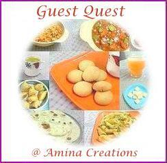"PRESENTING ""GUEST QUEST"" – MY INAUGURAL BLOG EVENT"